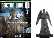 Doctor Who Figurine Collection #004 Weeping Angel Eaglemoss